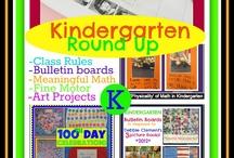 Kinder round up! / by Beckie Palmer