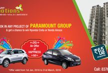 2/3/4BHK Apartment in Noida Extension / Experience an integrated lifestyle that promotes a live-work-play culture for Paramount Emotions' residents. With the best for your family planned by world renowned architects, living here makes life truly complete. http://www.paramount-emotions.in/