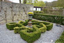 ogrody węzłowe