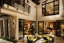 Contmporary home exteriors