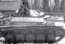 Light tank T-70 / Czołg lekki T-70