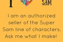 Super Sam / All things relating to Super Sam from Waldorf Essentials