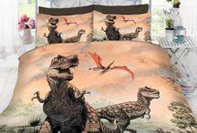 3D Dinosaur Duvet Covers