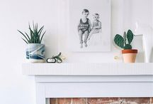 decor- fireplaces