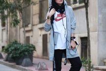 Hijab street styles