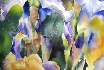 Iris in Art