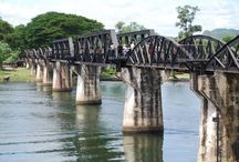 Reisverhaal: Bridge on the River Kwai