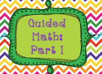 Math- Guided Math