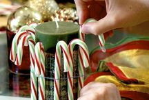 DIY and Crafts / Follow this board if you love crafts and DIY tutorials. Like, make your own candy cane candle? Sure! / by Feride | AZ Cookbook