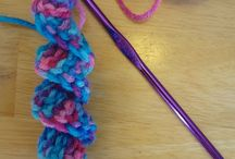 Crochet time / by Misty Haver
