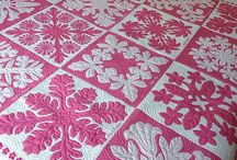 Quilts_____Pink & White