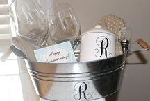 monogrammed stuff / by Laura Mest