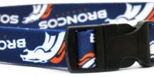 Denver Broncos Doggie Game Day Gear / Get 100% #Authentic Game Day #NFL #football gear for your doggie. Make #him or %her the #1Broncos fan. Items include #jerseys, #collars, #leads, #bandanas, #sweaters and #harnesses.  #harnesses #jerseys #leads #collars #tshirts #sweaters #bandanas #broncos