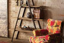 Shelves - easily assembled designed