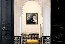 Oriental design element