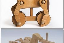 Wooden Toy Plans and interesting toy