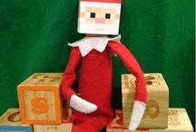 Elfie the Elf / Ideas for our Elf on the Shelf / by Catherine Doerr