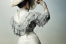 Interesting historical lady photos