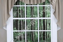 Swag & Jabot Valances / by Swags Galore