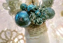 Merry and bright - ornaments / Ornament inspiration
