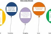 crimes / vocabulary efl