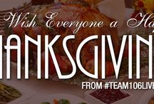 Happy Thanksgiving from 106LiveRadio
