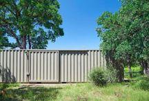 La cabine de conteneurs d'expédition offre une vie simple et durable