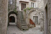 Old streets... / by Joseph Abboud