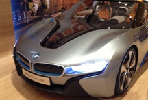 BMW I-Series... Arrive to the Future in STYLE!