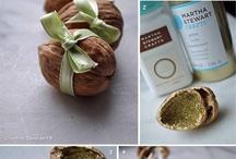 Upcycling Verpackung Glitzer / DIY