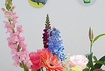 My Dream Home / Gezellige, stijlvolle, kleurrijke, warme, en frisse ideeën voor je (toekomstige) huisje.