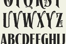 fonts - typos