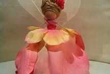 Flower Fairies / by Denise Humphrey