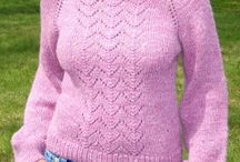 sweaters - pullovers / knitting