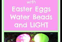 wawa                                                   water beads and light