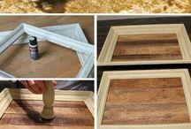 creatii lemn