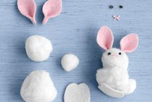 E Arts & Crafts / Fun things to make and use at various special occasions