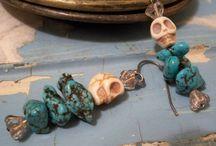 Jewelry Fashion - Earrings / handmade one of a kind earrings / by Catherine von Pieler