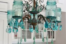 Mason Jar Mania / All the crazy cool things that can be created using mason jar glasses. / by FSW.com