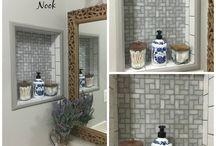 Powder Room / Bathroom Ideas