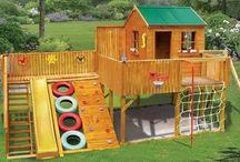 Kids playhut