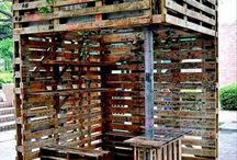 Pallets / by Kari Syron