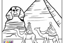 Resources for Egypt Unit / by Stephanie Dunn