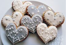 Pretty cookies / by Kathy Marie Adkison