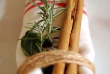 Native Christmas Ideas / Natural and Organic Christmas