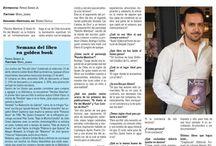 """""""Pancho Mentiras"""", en Iquique / Mis libros """"Pancho Mentiras, el vuelo al fin del mundo"""" y """"Las caretas de Dios"""" hacen arribo a la bella ciudad de Iquique, gracias a la Librería Golden Book."""