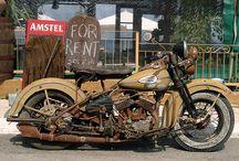 Motor Bikes Old
