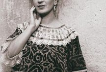 Frida- the one and only / My inspiration