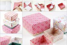 Gift box / dárková krabička