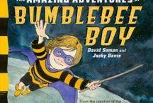 Super Hero Picture Books
